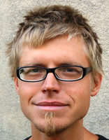 Jaroslav Balvin, geboren 1981, tschechischer Autor und Publizist. Er ist Chefredakteur von czechlit.cz.  Jaroslav Balvin, born 1981, Czech writer and journalist. He is Editor-in-chief of czechlit.cz.